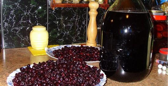 Как сделать вино из черноплодки: 5 рецептов вина из 13