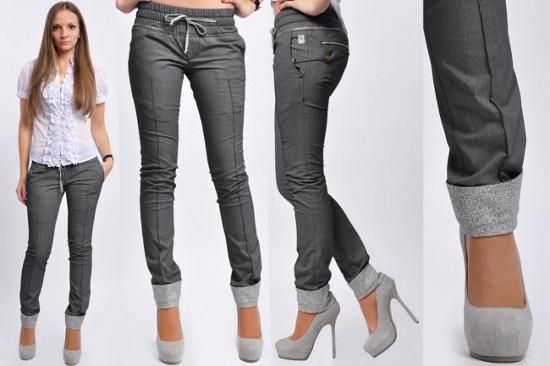 фото модные джинсы женские