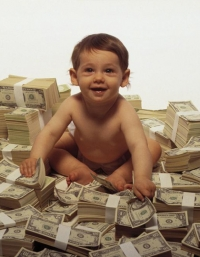 Карманные деньги детям и подросткам