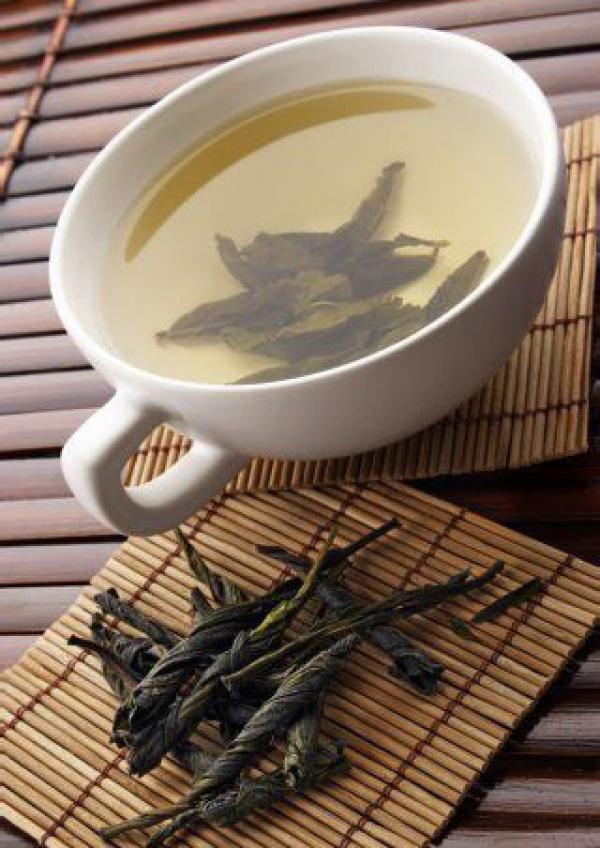 как заваривать зеленый прессованный чай