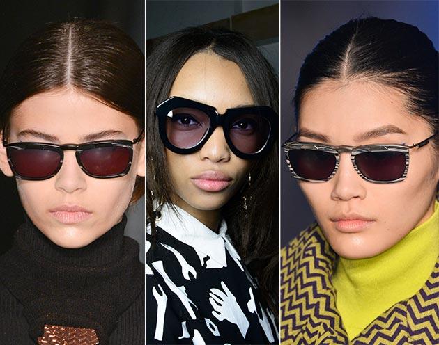 Солнцезащитные очки: выбираем качественные и модные в этом году аксессуары новые фото