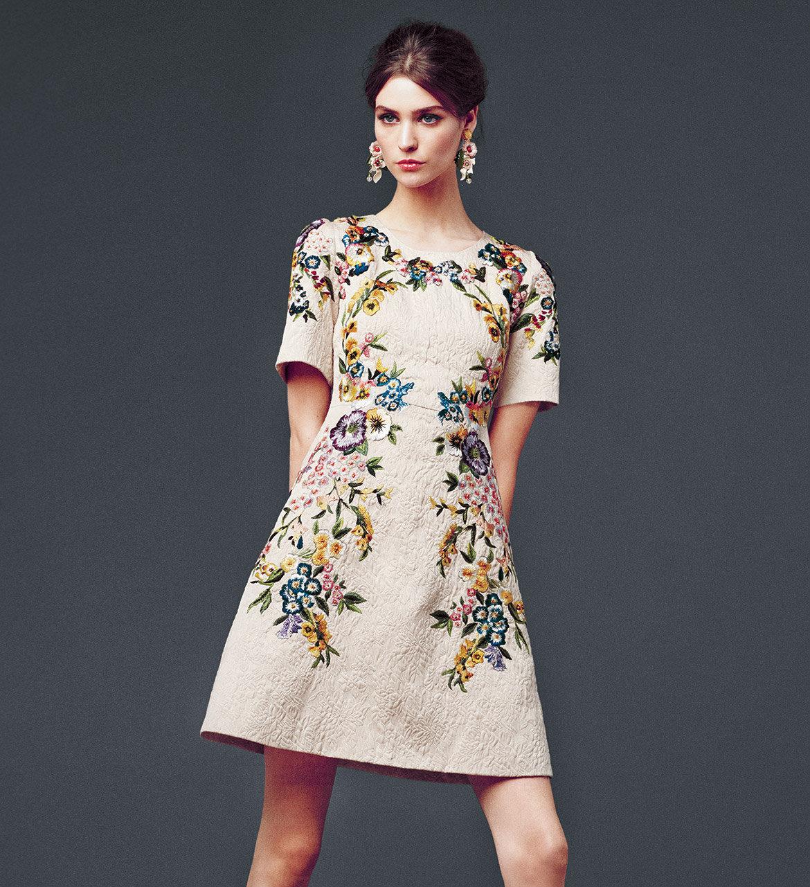 Элегантные платья для женщин за 40 фото Модные платья