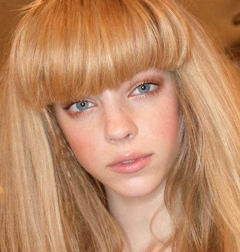 фото волосы пшеничные