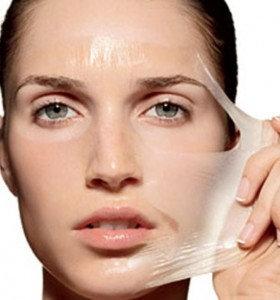 маска пленка для лица роскошное обновление